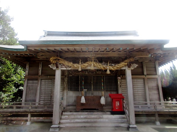 野島崎の厳島神社