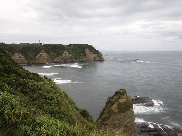 八幡岬からの眺め