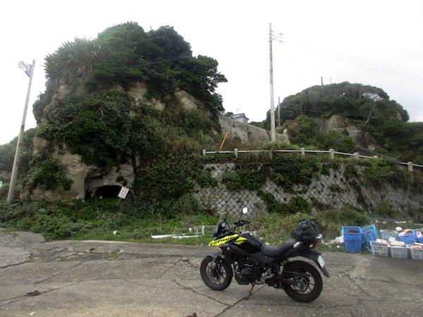大原の八幡岬
