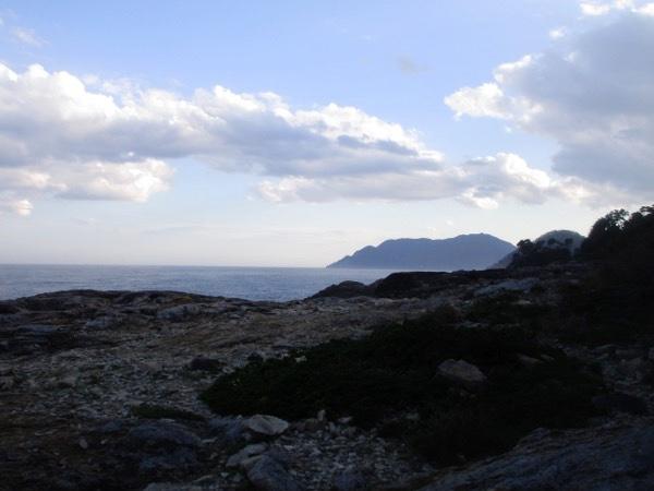 トドヶ崎からの眺め