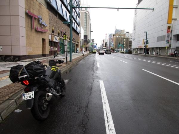 旭川から国道40号を行く