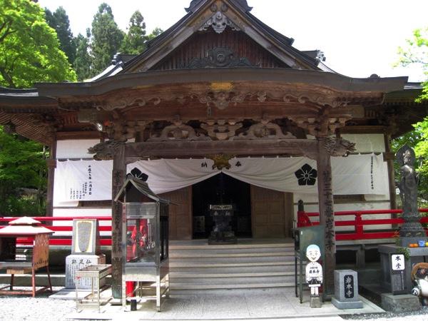 岩本寺の本堂