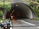 国道439号の矢筈峠の矢筈トンネル