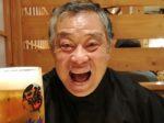 スズキの村上さん、木下さんと生ビールで乾杯!