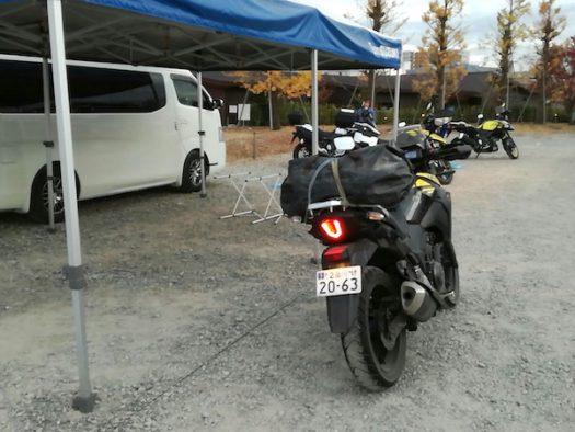 16時、「バイクブロス祭り」、終了。会場を離れ、家路につく
