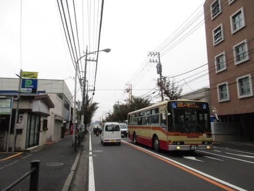 国道1号(東海道)の戸塚宿を行く